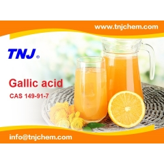 BUY Gallic acid CAS 149-91-7 suppliers manufacturers